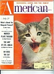 The American Magazine- July 1952