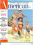 Click here to enlarge image and see more about item M0645: The American Magazine - August 1952