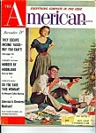 Click here to enlarge image and see more about item M0647: The American Magazine -December 1952