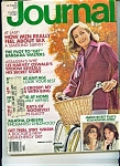 Click here to enlarge image and see more about item M0658: Ladies Home Journal - October 1977