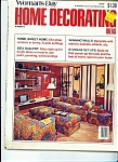 Click here to enlarge image and see more about item M0670: Woman's Day Home Decorating Ideas - # 6