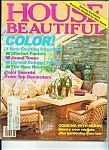 House Beautiful Magazine - May 1981