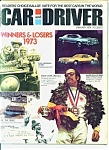 Car and Driver magazine - January 1974