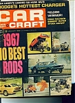 Car Craft Magazine - January 1968