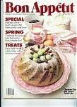 BON APPETI TE Magazine -April 1986