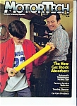 Motor Tech Magazine - Spring 1983