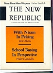 The New Republic magazine - March 4, 1972