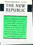 Click here to enlarge image and see more about item M0757: The New Republic magazine - Auguist 5 & 12, 1972