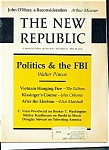 Click here to enlarge image and see more about item M0759: The New Republic magazine - November 11, 1972