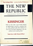 The New Republic Magazine -December 16, 1972