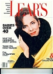 Lear's Magazine September,October 1988