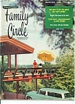 Click here to enlarge image and see more about item M0818: Family Circle - September 1958