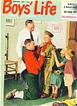 Click here to enlarge image and see more about item M0840a: Boys Life Magazine - 1958