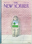 Click here to enlarge image and see more about item M0898: The New Yorker magazine - Ap,ril 3, 1978
