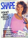 Click here to enlarge image and see more about item M0898b: Shape Magazine -  September 1989