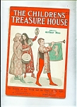 Click here to enlarge image and see more about item M0917: The  Children's Treasure House magazine - Aug. 11,1927