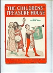 Click here to enlarge image and see more about item M0919: The Children's Treasure House magazine - April 19, 1928