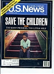 U. S. News & World report -= November 7, 1988
