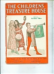 Click here to enlarge image and see more about item M0929: The Children's Treasure House magazine - Sept.3,1927