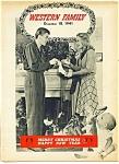 Western Family - December 18, 1941
