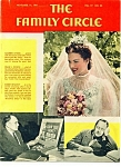 The Family Circle Magaziner- November 14, 1941