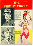 The Family Circle magazine - August 8, 1941