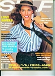 Self Magazine - Sept. 1987