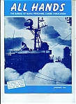 US Navy -   All Hands magazine- November 1963