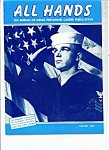 US Navy - All Hands magazine- January 1964