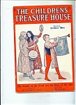 Click here to enlarge image and see more about item M0994: The Children's Treasure House magazine- Oct. 6, 1927