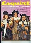 Esquire Magazine - November 1972