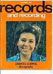 Records and REcording magazine- June 1974