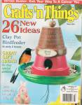 Crafts'n things magazine - March 2003