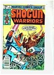 Click here to enlarge image and see more about item M1164: Shogun Warriors -  # 3  April 1979