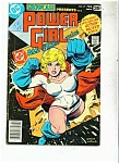 POWER GIRL comic # 97 Feb. 1978   DC comics