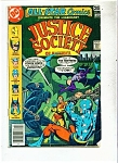 Click here to enlarge image and see more about item M1169: JUSTICE SOCIETY OF AMERICA  comic - # 7  Feb . 1978