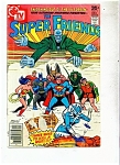 The Super Friends comic -  No. 9, Dec/. 1977