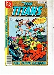 THE TEEN TITANS Comic book # 53  Feb. 1978