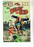 Billy the Kid Comic -  Charleton comics - Oct. 77