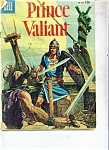 Click here to enlarge image and see more about item M1181: Prince Valiant comic - Dell.No. 650  Copyright 1955