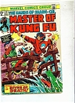 Master of Kung Fu -  # 23  December 1974