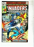 The Invaders comics - # 31  August