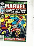 Super Action starring Captain America - # 3 Sept. 1977