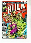The Incredible Hulk comic - # 213   July 1977