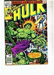 The Incredible Hulk comic - # 224   June 1978