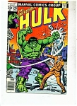 The Incredible Hulk comic - # 226  August 1978