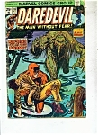Daredevil comics - # 114   October 1974