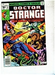 Doctor Strange comics - # 22 April 1977