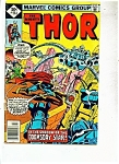 Click here to enlarge image and see more about item M1220: The Mighty Thor comic - July 1977