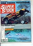 Click here to enlarge image and see more about item M1227: Super stock & drag illustrated magazine - March 1979